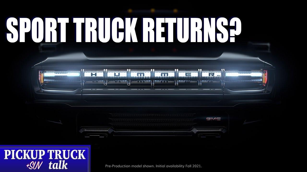 2022 GMC Hummer EV: Everything We Know
