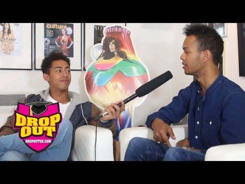 ME2U: Rizzle Kicks Interview Each Other | Dropout UK