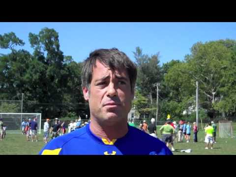 Homegrown Lacrosse  With Peter Dante Assistant Coach at LMU