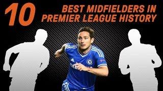 the premier league s 10 best midfielders of all time