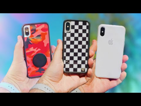 IPhone X Case Collection