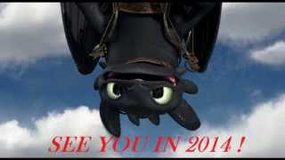 How to Train your Dragon 2 and Cartoon Series (Informations,release and wiki)