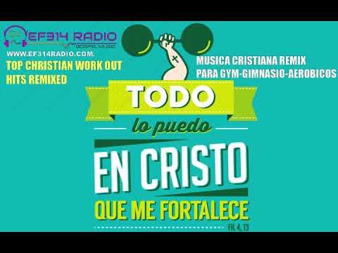 MUSICA CRISTIANA PARA GYM  GIMNASIO  AEROBICOS Work Out