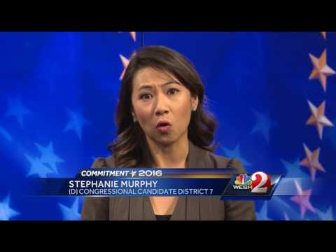 John Mica facing major challenge from Stephanie Murphy