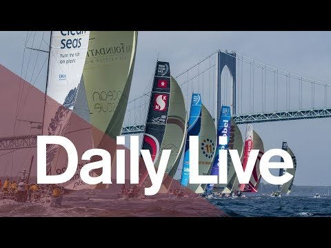 Daily Live – Monday 21 May | Volvo Ocean Race
