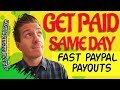 3 Sites That Pay PayPal Money Instantly 🤑 SAME DAY / NO THRESHOLD 🤑😎😍🤩😋