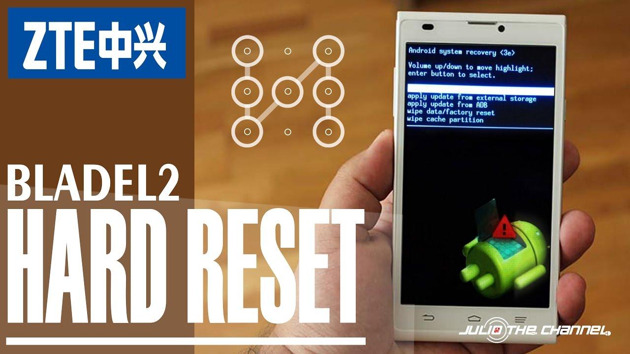 Zte N817 Soft Reset