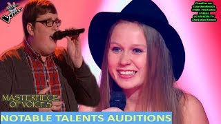 MOST NOTABLE CONTESTANTS IN THE VOICE