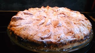Королевская Ватрушка с Яблоками / Royal Cheesecake with Apple
