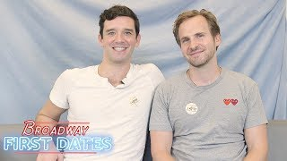 Broadway First Dates: Michael Urie and Ryan Spahn