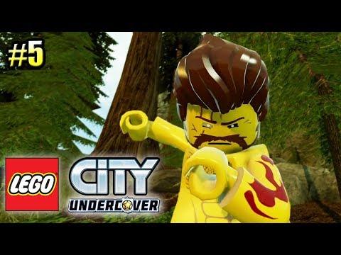 LEGO City Undercover #5 — Как Стать Лего Шахтером {PS4} прохождение часть 5