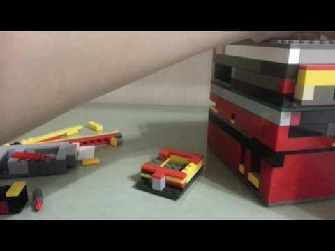 видео: Большой лего сейф головоломка  ( ОБЗОР)