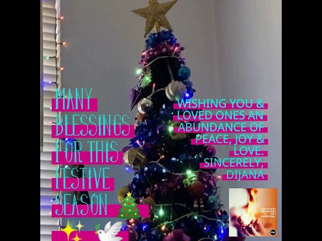 blessed festive season 2020