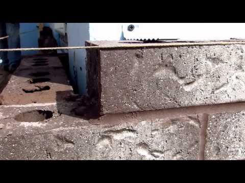 Story-Rite brick system for laying brick and masonry block FAST!!