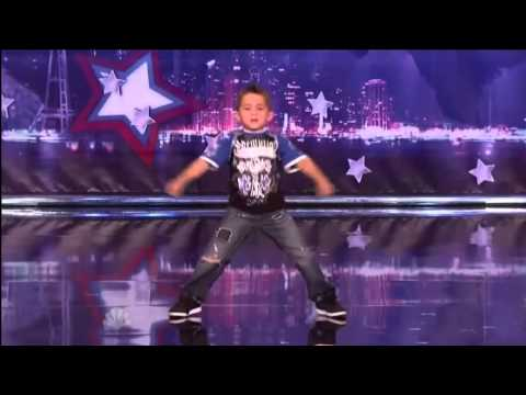 American got talent kid-tanner edward dance Travel Video