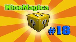 MineMagica #18 - Продолжаем веселиться с Лаки блоками! thumbnail