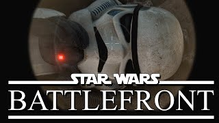 DROP ZONE BATTLES! - Star Wars: Battlefront Gameplay