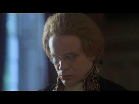 Barry Lyndon, scène finale  Franz Schubert