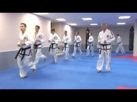 Как тренироваться тхэквондо