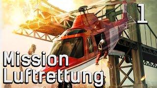 Mission Luftrettung #1 Gadarol der Bruchpilot Helicopter 2015 Natural Desasters deutsch HD