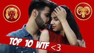 Top 10 WTF Moments Love Rudraksh and Khushi Tiwari