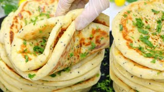 Cheese pies in the easiest way and best flavored with butter and parsley