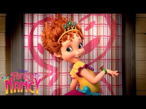 Add A Little Fancy Music Video   Fancy Nancy   Disney Junior