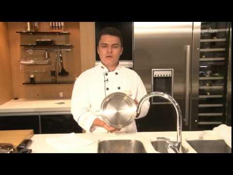 Limpieza utensilios de cocina classica youtube - Utensillos de cocina ...