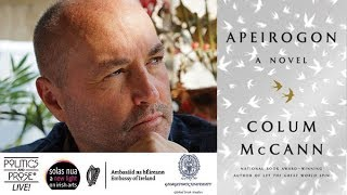 "Download Lagu Colum McCann, ""Apeirogon"" – in conversation with Ben Rhodes mp3"