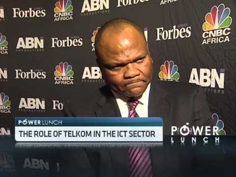 The Role of Telkom in The ICT Sector
