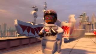 LEGO Avengers Captain America Civil War  PS4 PS3 XO X360 WiiU 3DS PC