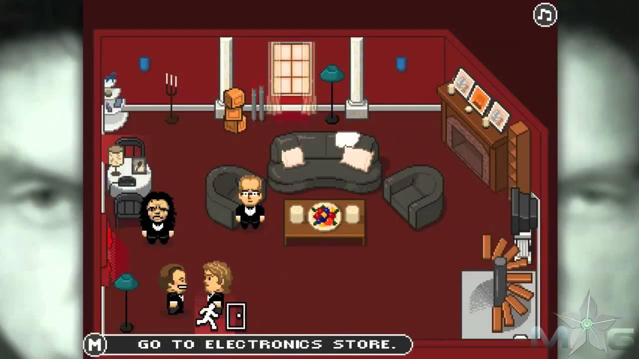 The Room Movie Game Walkthrough