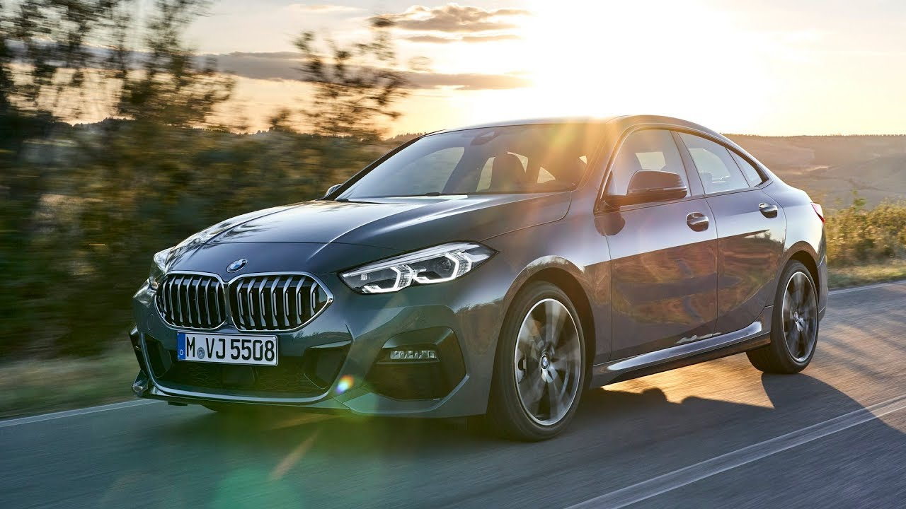 2020 Bmw 2 Series Gran Coupe Video Debut Youtube