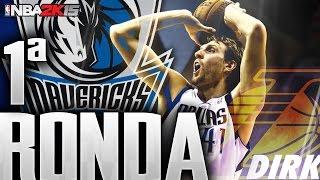 NBA 2K15 | My GM SALVEMOS A LAKERS | GANA O VETE A CASA: DALLAS MAVERICKS #44
