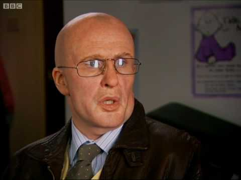 Catherine Tate sketch: Derek at the Gay Man's Health Clinic - Comedy Greats - BBC