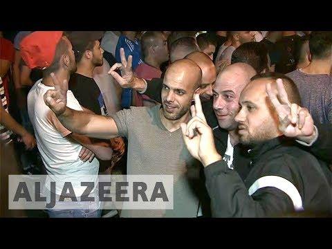 Palestinians celebrate as Israel removes security measures at al-Aqsa
