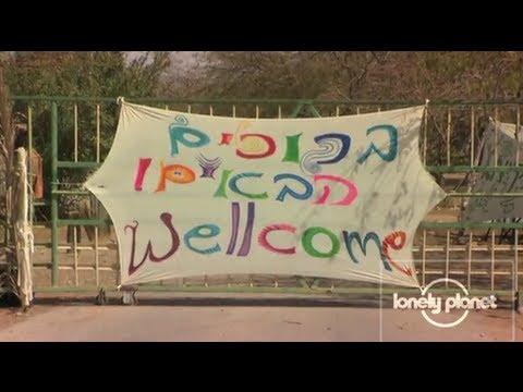 A peace festival in Shetim, Negev Desert - Lonely Planet travel video