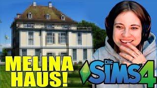 MELINA zieht in IHR HAUS! I Die Sims #17