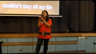 Lydia Quinte Monteclar sings DON