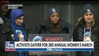 Campos-Duffy: 'Very Clear' That Anti-Semitism Accusations Affected Women's March Turnout