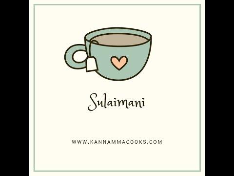 Sulaimani , Malabar Tea