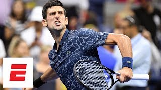 2018 US Open highlights: Novak Djokovic defeats John Millman, advances to semifinals| ESPN
