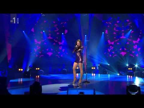 Maja Keuc - Close to you - Live @ EMA 2014