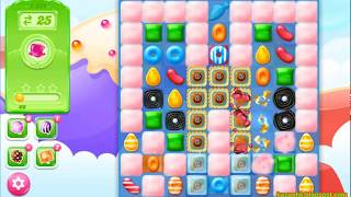 Candy Crush Jelly Saga Level 1471 (3 stars, No boosters)