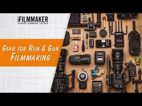 Gear for Run & Gun Filmmaking [Ep42]