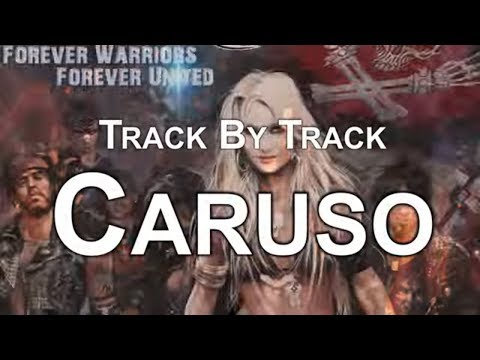 DORO - Caruso (OFFICIAL TRACK BY TRACK #20)