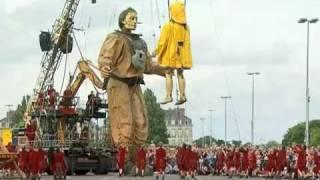 Un Weeckend de géants à Nantes