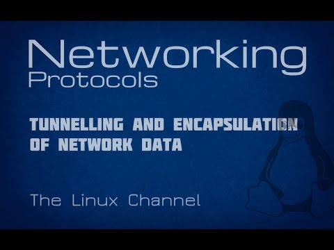 208 Networking Protocols - Episode10 - Tunnelling and Encaps