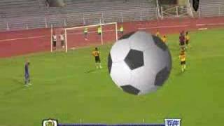 Perak FA (MAL) vs Kitchee FC (HK) - all goals