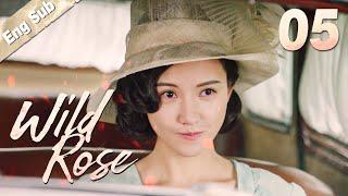 [ENG SUB] Wild Rose 05 | Romantic Suspense Drama, Eye-candy Agents